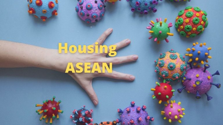 ตลาดอสังหาฯอาเซียนได้รับผลกระทบ ประชาชนชะลอการซื้อบ้าน